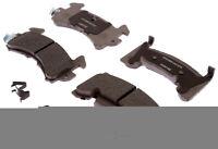 Disc Brake Pad Set-Ceramic Disc Brake Pad Front,Rear ACDelco Advantage