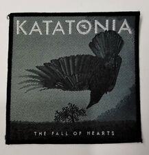 KATATONIA THE FALL OF HEARTS   WOVEN  PATCH