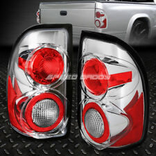 FOR 1997-2004 DODGE DAKOTA CHROME HOUSING ALTEZZA EURO TAIL LIGHT BRAKE LAMP