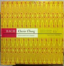 Ralph Kirkpatrick - Bach Clavier Ubung Partita No III & Vi LP VG+ HSL 3058 Vinyl