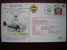 RAF COVER RV(4) DUKE OF KENT VISIT TO HUNGARY 1988