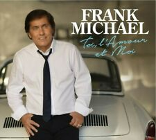FRANK MICHAEL - TOI,L'AMOUR ET MOI (COLLECTOR'S EDITION) 2 CD NEW+