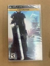Crisis Core Final Fantasy VII Sony PSP BRAND NEW SEALED