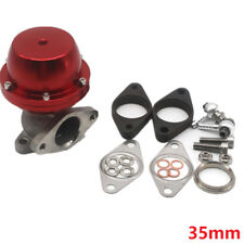 35mm External Wastegate Turbo Aluminum Alloy Turbo Dump Valve for Universal Car