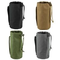 NcSTAR CVBP2966 Tactical PALS MOLLE Hiking Camping Hunting Water Bottle Pouch