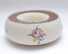 Pretty Mid Century Vintage Poole Pottery Posy Ring