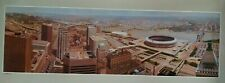 Cincinnati Downtown Ohio River Riverfront Stadium Us Bank Arena Photo Print