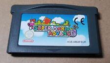 GAMEBOY ADVANCE modulo Super Mario Advance GBA Gioco