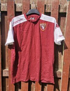Torino Kappa Football T-Shirt Large