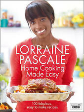 Home Cooking Made Easy by Lorraine Pascale (Hardback, 2011)AL B10-19