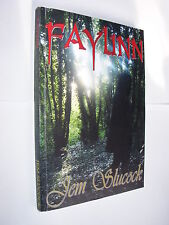 Faylinn by Jem Slucock PB SIGNED BY AUTHOR novel set in Robin Hood times