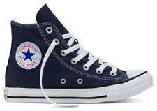 Converse cortos High Chuck Taylor All Star Hi Navy lona normal unisex