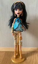 Monster High Doll - Cleo De Nile Original Ghouls Collection.