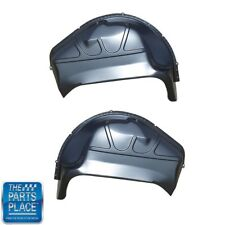 1964 Galaxie Outer Rear Quarter Panel Wheelhousing Pair