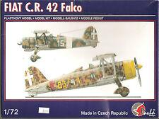 Pavla Models  FIAT C.R.42 Falco   1/72  Kit No.72049