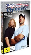 American Chopper : The Series - Tool Box 16 (DVD, 2010, 3-Disc Set) - Region 4