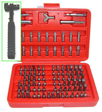 100 PC Security Bit Set Tamper Proof Screwdriver +BONUS