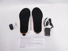 Women's Choko Rechargeable Heated Snowmobile Boot Insoles S/M (4-10)239008-0