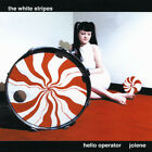 "The White Stripes Hello Operator / Jolene.Vinyl 7"" Record non cd/lp song jack"