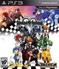 PlayStation 3 Kingdom Hearts HD 1.5 Remix VideoGames