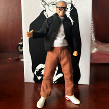 1/12 Scale Commoner Stan Lee Doll Toy Model Toy Soldier