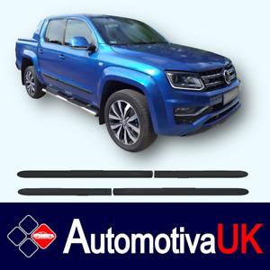 Volkswagen VW Amarok Facelift Rubbing Strips|Door Protectors|Side Mouldings Kit