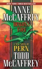 Anne & Todd McCaffrey DRAGON'S FIRE 1st Edition Hardcover HC (Dragonriders)