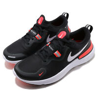 Nike React Miler Black White Laser Crimson Men Running Shoes Sneakers CW1777-001
