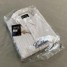 CALIBAN men's shirt size 39 wing tip RRP 105€