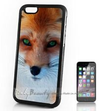 ( For iPhone 4 / 4S ) Back Case Cover P30141 Fox