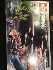 LEGO Galaxy Squad Bug Obliterator Lego 70705 Open Box Complete In Sealed Bags