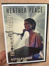 Heather Peace:The Thin Line Tour(UK DVD 2014)Behind Scenes/2nd Album Concert Gig
