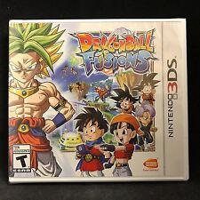 Dragon Ball Dragonball Fusions (3DS) BRAND NEW / US Version