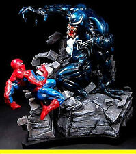Venom VS Spider-man Statue New  Bowen Designs FS 2007 Marvel Comics Spiderman