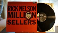 Rick Nelson Million Sellers Imperial LP-9232 mono 1st pressing