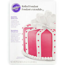 Rolled Fondant Ready To Use from Wilton - 9 Colors to Choose From