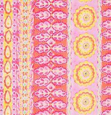 Free Spirit Dena Designs The Painted Garden - Heather PWDF138 Pink 1 YD CUT