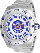 Invicta 26519 Star Wars R2-D2 Men's 52mm Automatic Stainless Steel Blue Dial