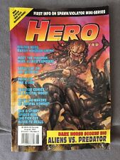 Hero Illustrated Aliens vs Predator Ashcan Comic 1993 VG Volume 1 Number 2 X-Men