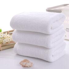 1pcs suave 100% algodón 33 * 73cm Hotel toalla de baño toallitas toalla de SE