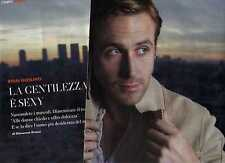 Q52 Clipping-Ritaglio 2013 Ryan Gosling...