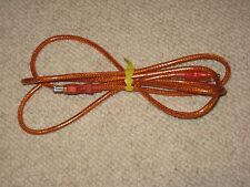 Orange Firewire VW-1 IEEE AV 1394 Cable 72 inches bought at Best Buy