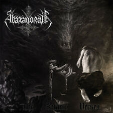 Abazagorath – The Satanic Verses CD,JUDAS ISCARIOT US BLACK METAL
