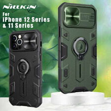 NILLKIN Slide Camera Lens Protection Shockproof Case Cover For iPhone 12 Pro Max