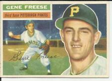 1956 Topps Gene Freese #46 Baseball Card NM/MT