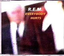REM-Everybody Hurts cd maxi single