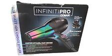 Infiniti Pro Conair Ion Hair Dryer. 1875 watt ion choice styler. Blow dryer.