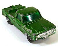 Matchbox Series Superfast 50 Kennel Truck 1969 Vintage Toy Car Diecast M125