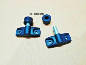 Jcb Window Roller Plastic Bearing assembly , Set Of 2 Pcs (Part No. 331/28223)
