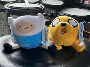 Adventure Time Jake And finn Plush